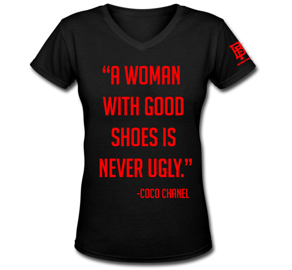 Quote Bred Womens Tee