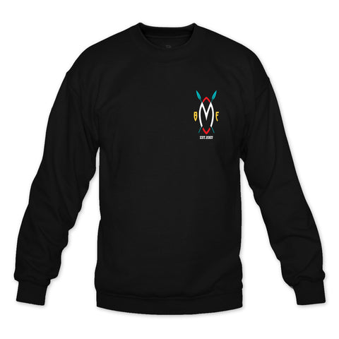 Shield Crewneck