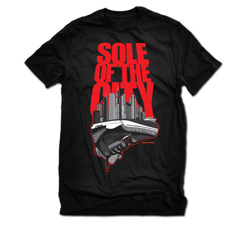 Sole of the City Tee