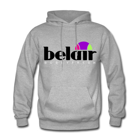Sportif Heather Grey/Bel Air Hoodie