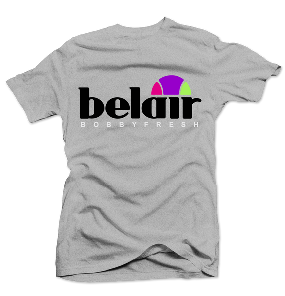 Sportif Heather Grey/Bel Air Tee