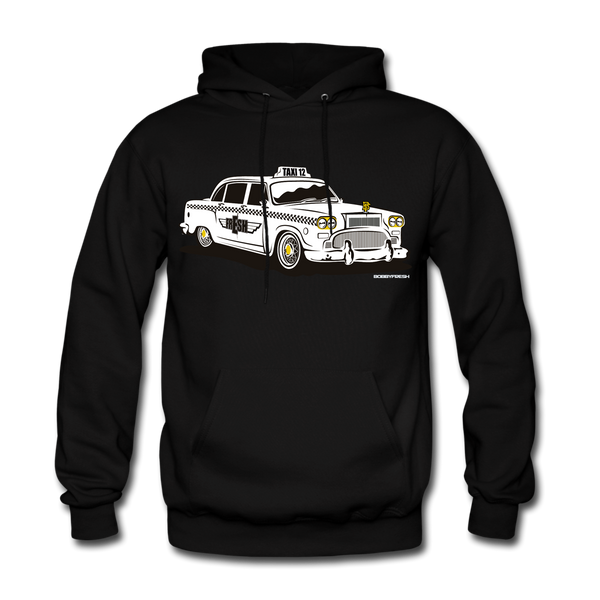 Taxi Black/Gold Hoodie