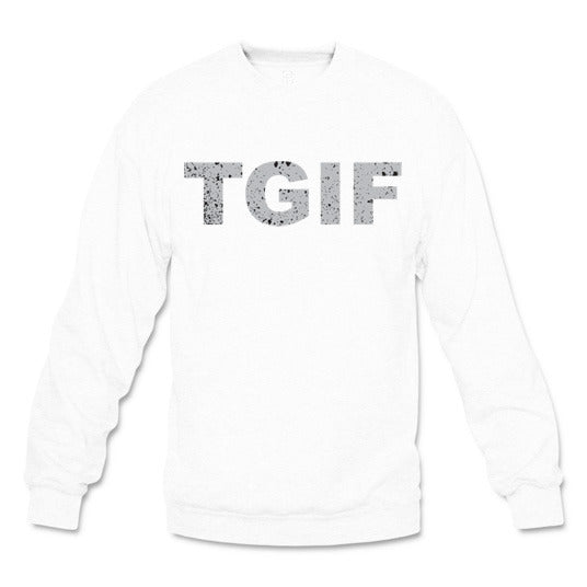 TGIF Cement Crewneck - Bobby Fresh
