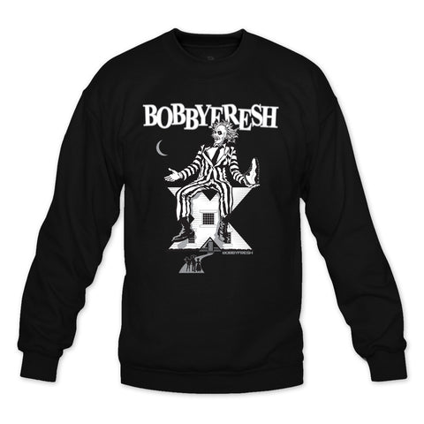 Undead Black Crewneck