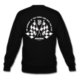 Victory Black/White Crewneck