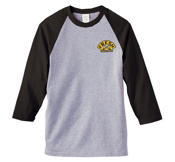 Your Idol and Your Rival Raglan Tee
