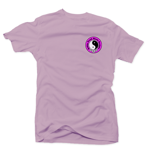 Back to the Beach Lavender Tee