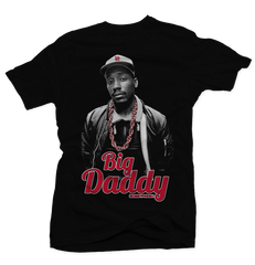 b1b7fa7d86edc7 Big Daddy Black Tee