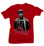 Big Daddy Red Tee - Bobby Fresh