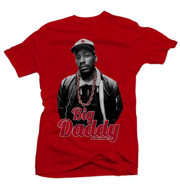 Big Daddy Red Tee