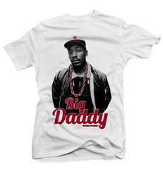 df015d2b2efe00 Big Daddy White Tee