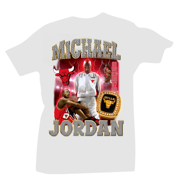 Mj Ring Tee - Bobby Fresh