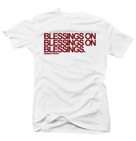 Blessings on Blessings Alternate 6 Tee