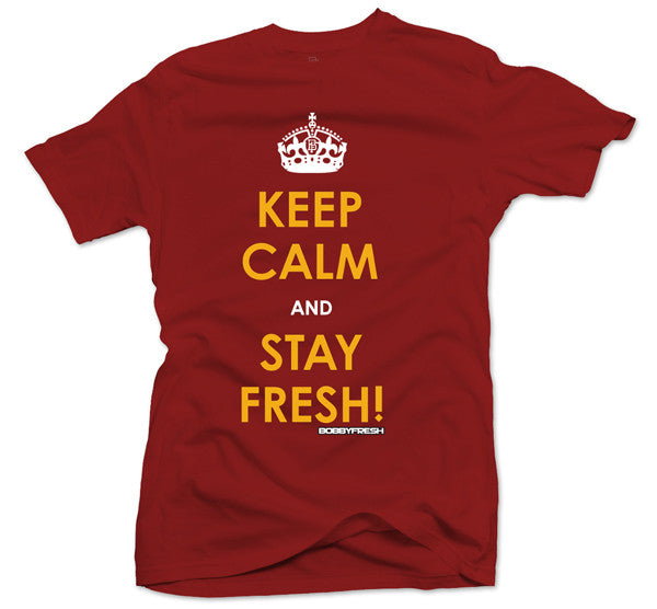 Keep Calm Crawfish Tee