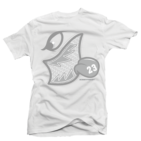 Bombs Away White Tee