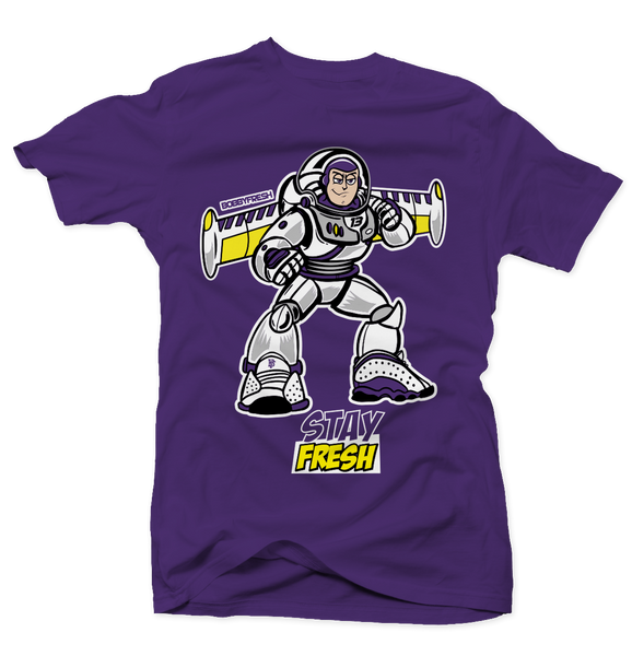 Buzz Purple Tee