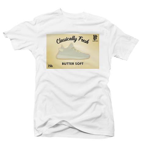 Classically White Tee