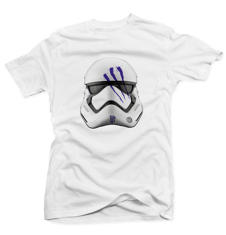 Concord Trooper White Tee