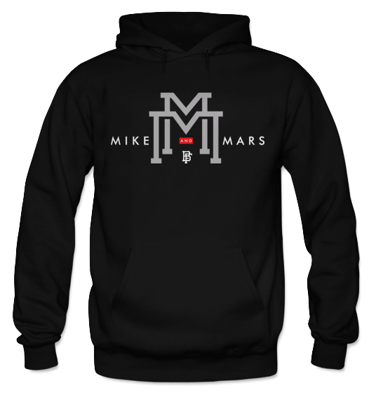 Double M (Black Cement) Hoodie