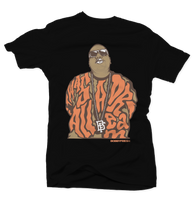 Dream Big Clay 350's Black Tee - Bobby Fresh