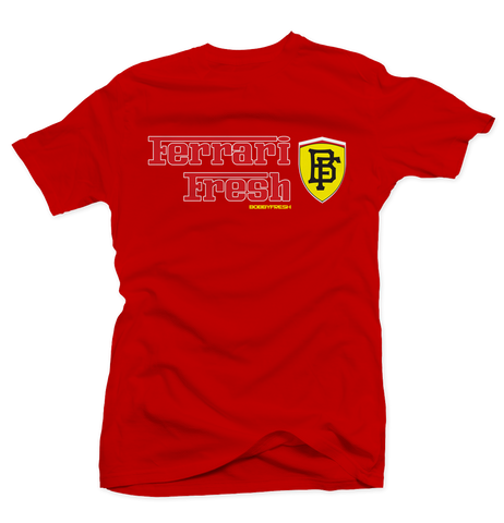 Ferrari Fresh Red Tee