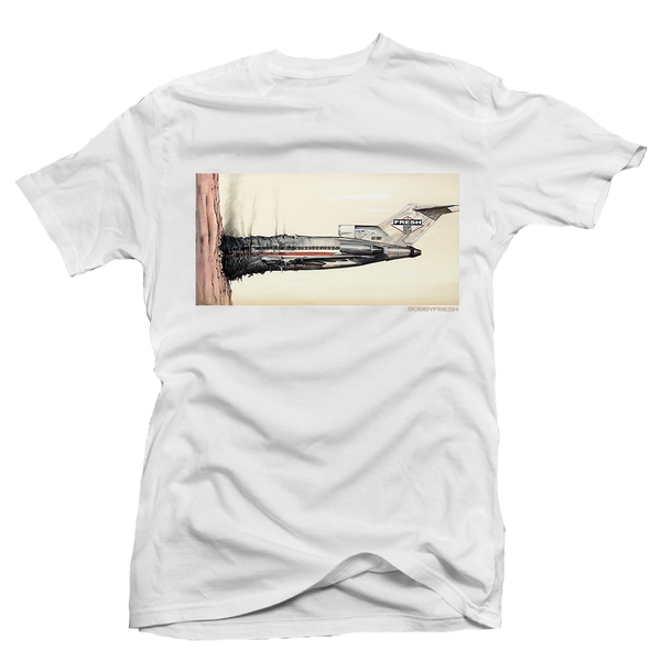 Fly Boys White Tee