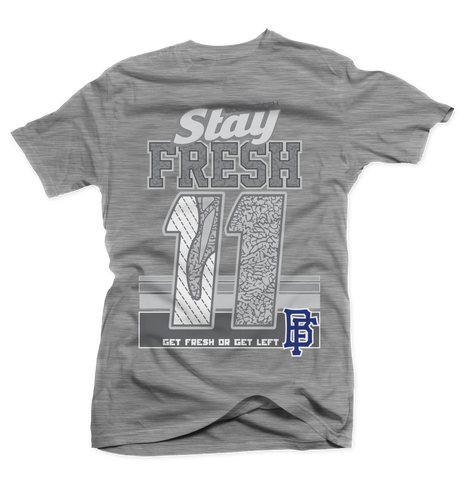 Fresh 11 Heather Tee