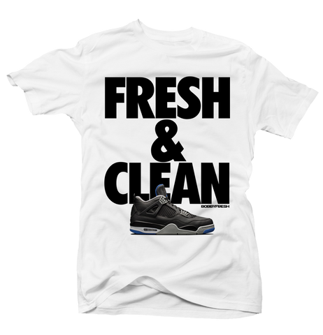 Fresh & Clean White Tee