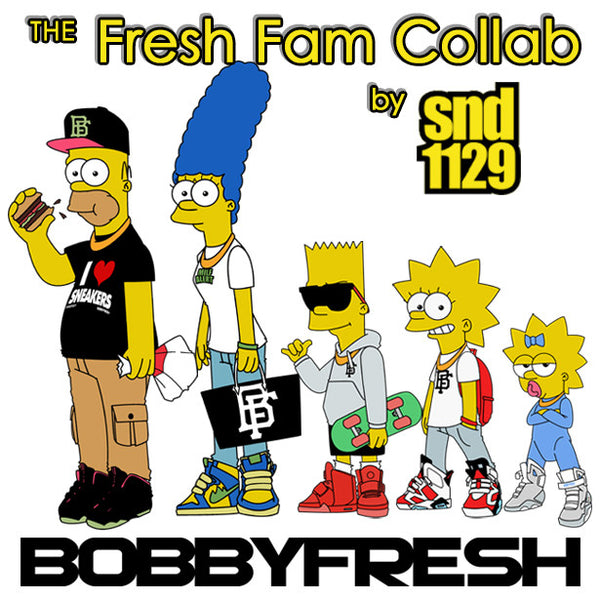 Fresh Fam Collection Bundle
