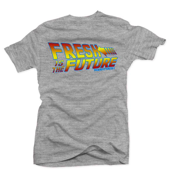 Fresh to The Future Heather Tee