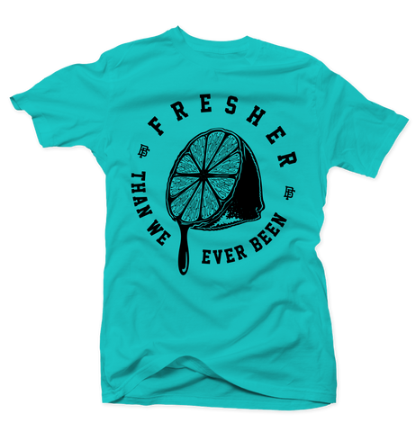 Freshly Squeezed Tiffany Tee