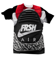 Frsh Air All Over Tee