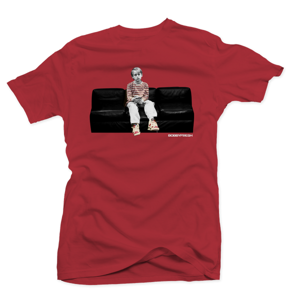 Good Son Red/Carmine Tee