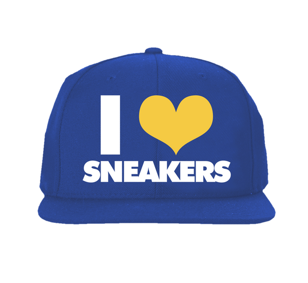 I Love Sneakers Laney Snapback