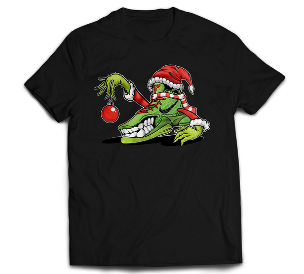 Grinch Kobe Black Tee - Bobby Fresh
