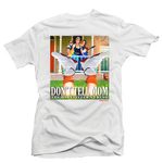 The Babysitter Hare White Tee - Bobby Fresh