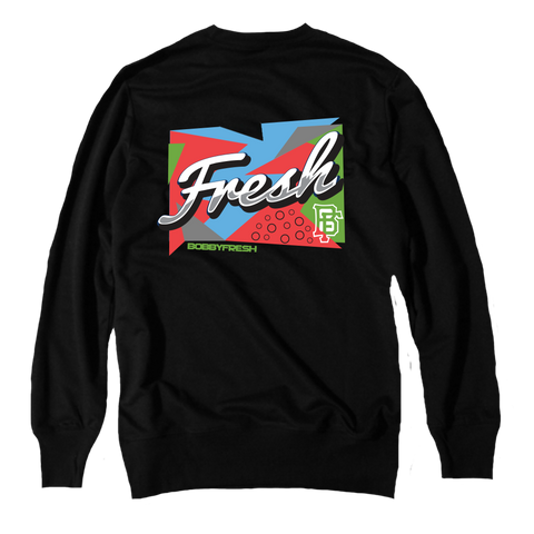 Fresh 7 Martian Crewneck