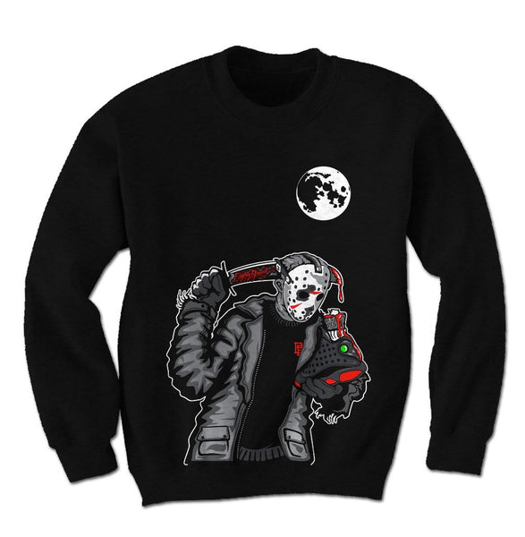 Friday the 13th Dirty Bred Crewneck