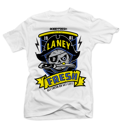Pirate Laney White Tee