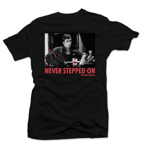 Never Stepped On Tee