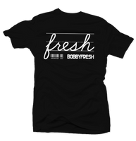 Jackpot Black Tee (Reverse He Got Game) - Bobby Fresh