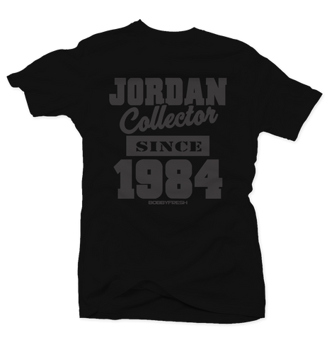 Jordan Collector Pinnacle 5 Black Tee