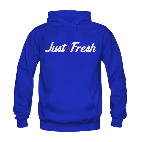 Just Fresh Royal Hoodie
