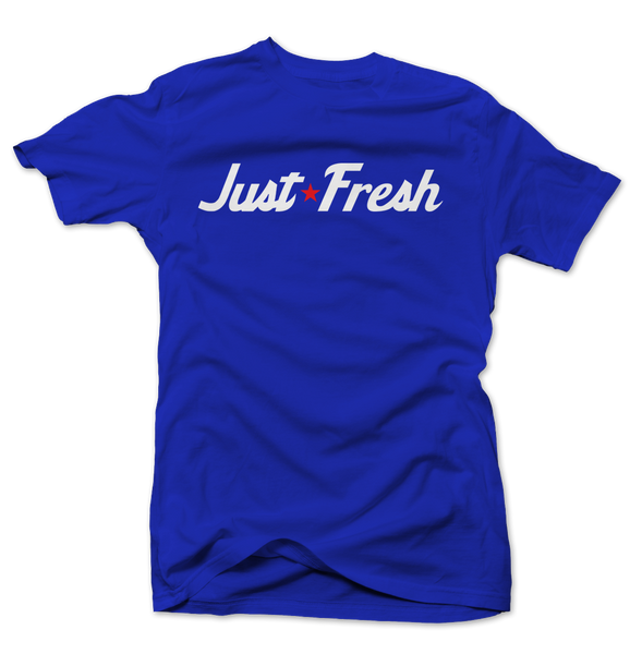 Just Fresh Royal Tee