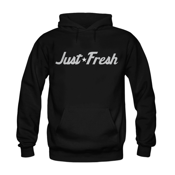 Just Fresh Black Oreo Hoody