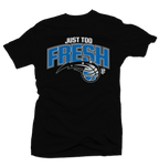 Too Fresh Black Tee - Bobby Fresh