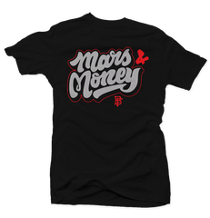 Mars Fun Black Cement Tee