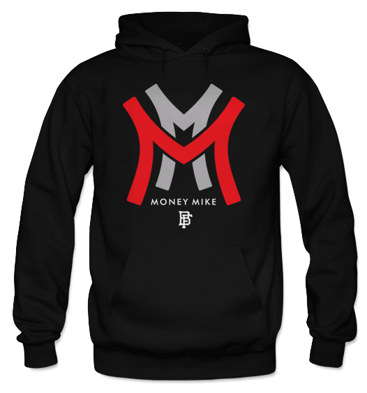 Money Metro Black (Black Cement) Hoodie