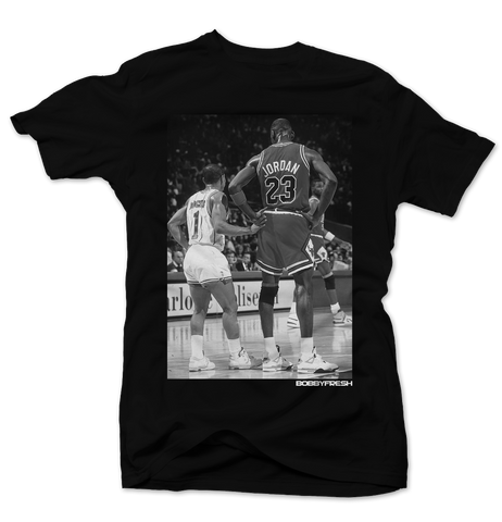 Muggsy & Mj Black Tee