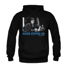 Never Stepped on Unc Black Hoodie